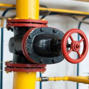 Control-Valve-Supplying-Gas-To